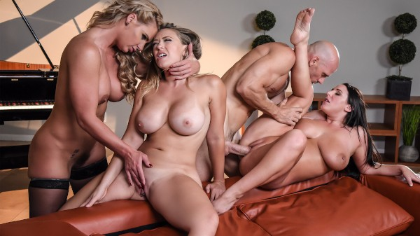Dinner For Cheats - Brazzers Porn Scene