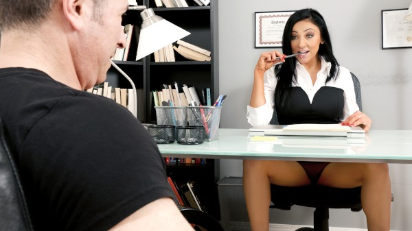 Sex And Confidence - Scene 4 - John Strong, Audrey Bitoni