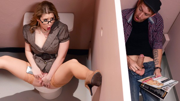 The Masturbating Teacher - Brazzers Porn Scene