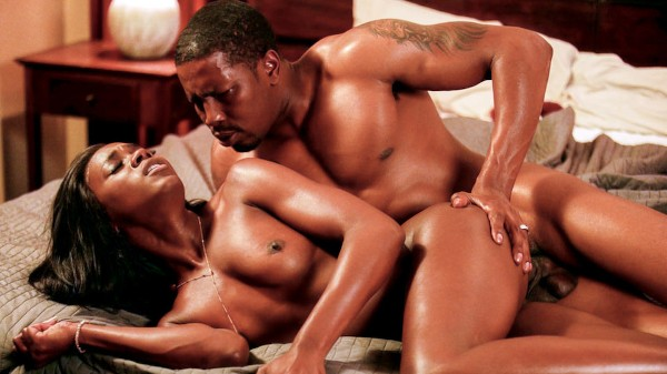 Enjoy My Husband's Boss Scene 3 on Milfed.com Featuring Ana Foxxx, Isiah Maxwell