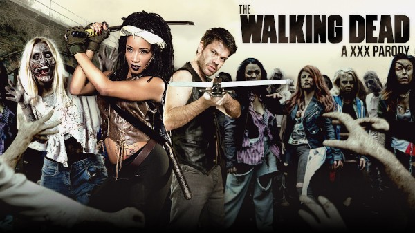 The Walking Dead: A XXX Parody - Kiki Minaj, Ryan Ryder