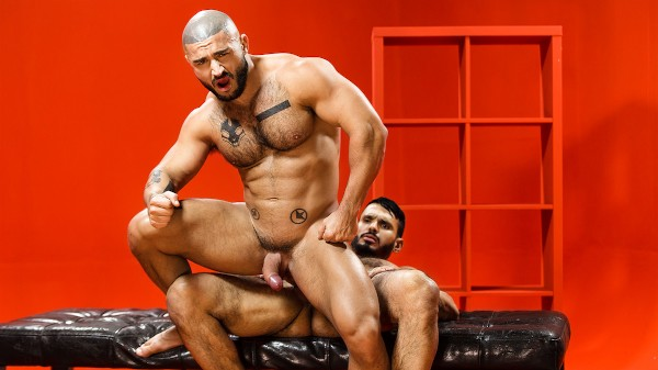 Sex Wish Part 1 - feat Francois Sagat, Jean Franko