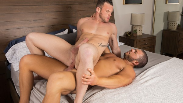 Arnie & Sean: Bareback - Best Gay Sex