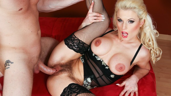I Love It Hairy Volume 03 Scene 4 Porn DVD on Mile High Media with Dillon Day, Victoria Rush
