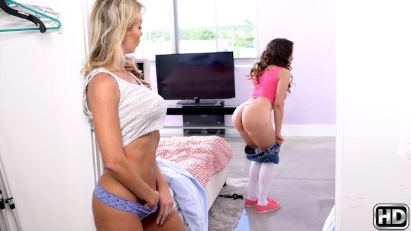 Spring Cleaning with Mila Marx, Tylo Duran at momslickteens.com