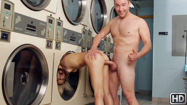 Dirty Laundry with Van Wylde, Laura Bentley at milfhunter.com