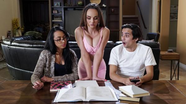 Disciplining The Squirt - Brazzers Porn Scene