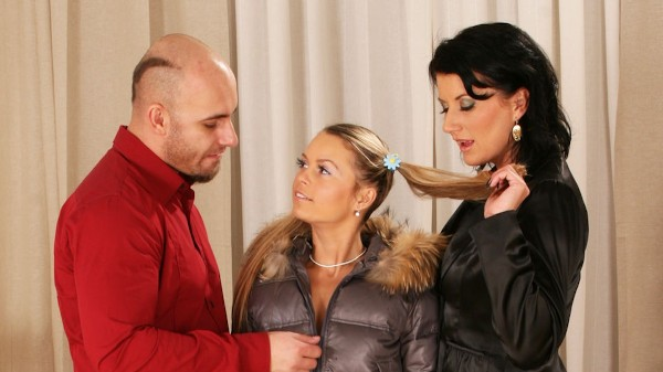 Mom And Dad Are Fucking My Friends Vol 02 Scene 4 Porn DVD on Mile High Media with Janine Rose, Neeo, Olivia
