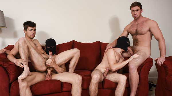 Stealing Johnny Part 3 - feat Connor Maguire, Johnny Rapid, Will Braun, Jason Maddox