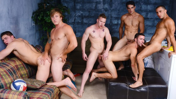 Bump! Part 3 - feat Owen Michaels, Colt Rivers, Tom Faulk, Jack King, Jake Wilder, Armando De Armas