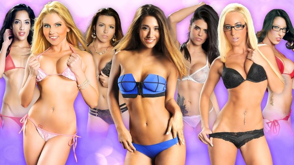 Top 30 – Hollywood Auditions Day 5 - Danica Dillon, Chloe Amour, Eva Lovia, Christie Stevens, Christina, Toxic Sophie