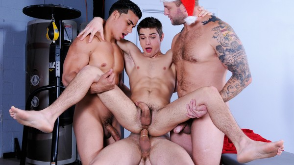 XXXMas - feat Johnny Rapid, Tom Faulk, Colby Jansen, Topher Di Maggio