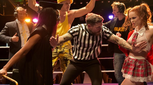 Watch Dean Van Damme in Knockouts: The Headmistress Vs Teen Machine