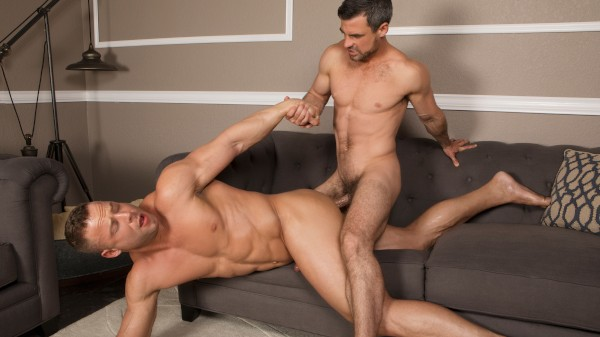 Watch Daniel & Jack: Bareback on Male Access - All the Best Gay Porn in One place