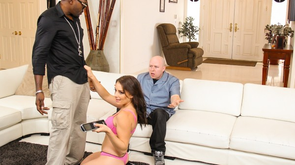 Enjoy Mom's Cuckold #17 Scene 3 on Milfed.com Featuring Moe Johnson, Kayla West