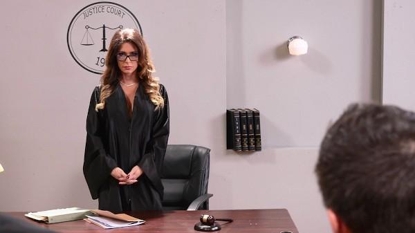 Judge Juggy - Brazzers Porn Scene