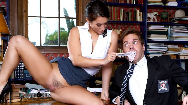 The Headmistress - Eva Lovia, Ryan Ryder