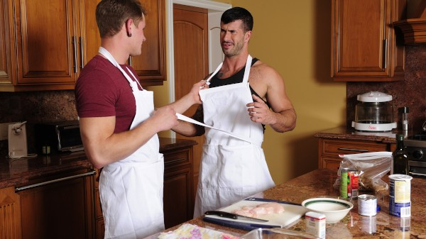 Watch Chef's Delight on Male Access - All the Best Gay Porn in One place