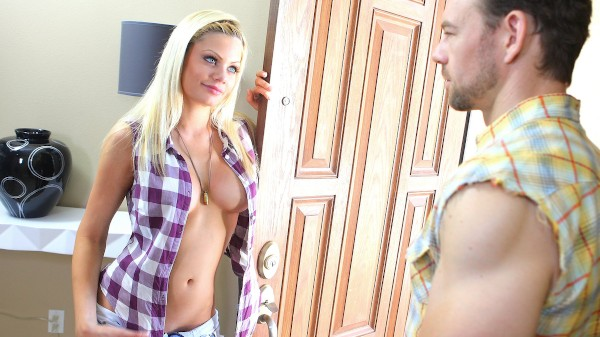 Code of Honor - Scene 4 - Erik Everhard, Riley Steele