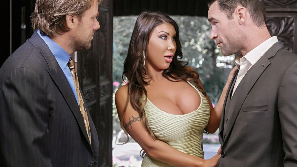My Wife's Ex - Brazzers Porn Scene