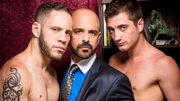 Enjoy Sugar Daddies Scene 1 on Taboomale.com Featuring Adam Russo, JD Phoenix, Wolf Hudson
