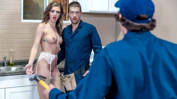 The Gang Makes a Porno: A DP XXX Parody Episode 4 - Xander Corvus, Tyler Nixon, Tiffany Watson