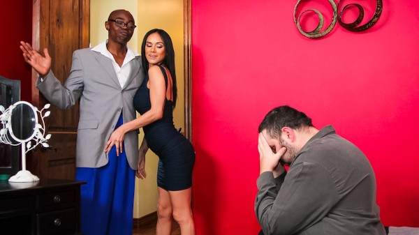Can You Be A Man!! Scene 3 Porn DVD on Mile High Media with Nadia Styles, Sean Michaels