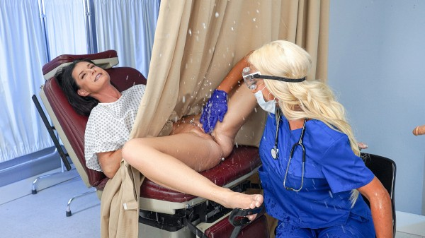 Banged by the Brand New Tool featuring India Summer, Nicolette Shea - Reckless In Miami Scene
