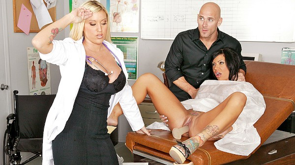 Doctor Vaggy Lessons - Brazzers Porn Scene