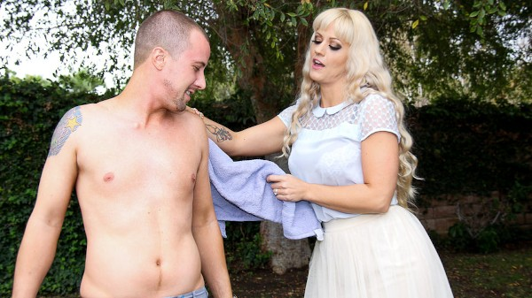 MILFs Seeking Boys #09 Scene 4 Porn DVD on Mile High Media with Holly Heart, Jessy Jones