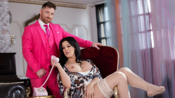 Watch Elle featuring Monica Conti, Jonas Jackson Transgender Porn