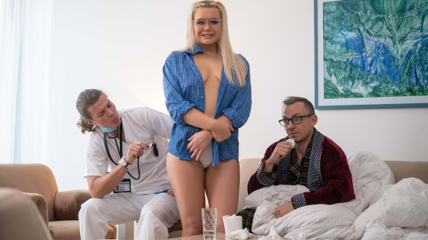 Getting Nasty with the Nurse Ricky Rascal Porn Video - Reality Kings