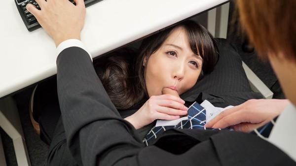 Erito porn - Forbidden Work Fuck: Under-Desk BJ
