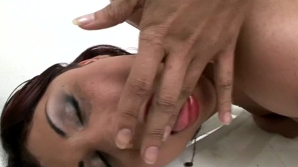 Penile Action with Isabely at trannysurprise.com