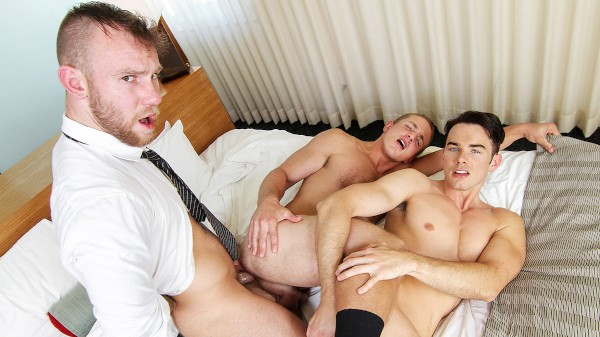 The Concierge Part 3 - feat Addison Graham, Landon Mycles, Damien Michaels