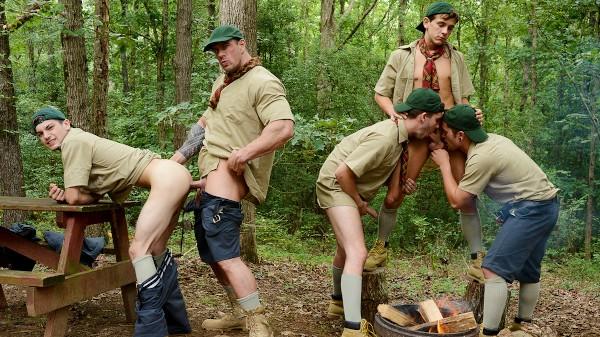 Scouts Part 4 - feat Johnny Rapid, Zeb Atlas, CK Steel, Zac Stevens, Jack Radley