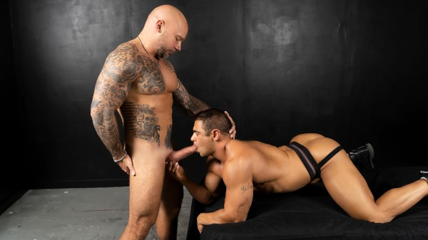 Watch Draven Navarro, Jason Collins in Fantasy Chamber: Nipple Play