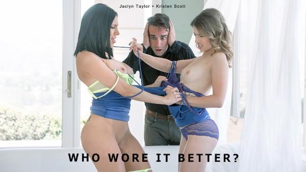 Who Wore It Better? - Jaclyn Taylor, Kristen Scott, Logan Pierce - Babes