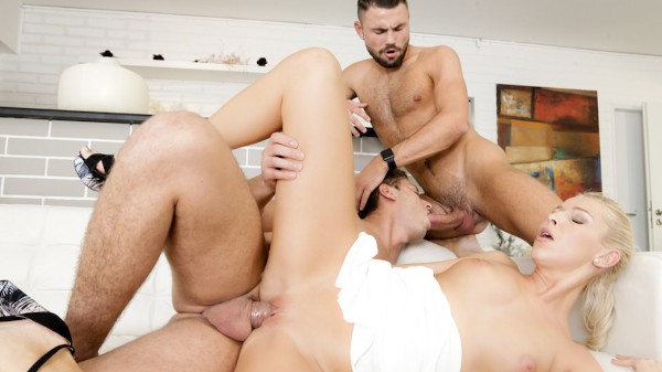 Do What I Say! Scene 4 Bisexual Orgy on Bi Empire with Karol Lillen
