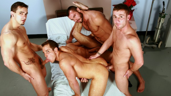 Horny Patient - feat Jessy Ares, Dylan Roberts, Phenix Saint, Trevor Knight, Chris Tyler