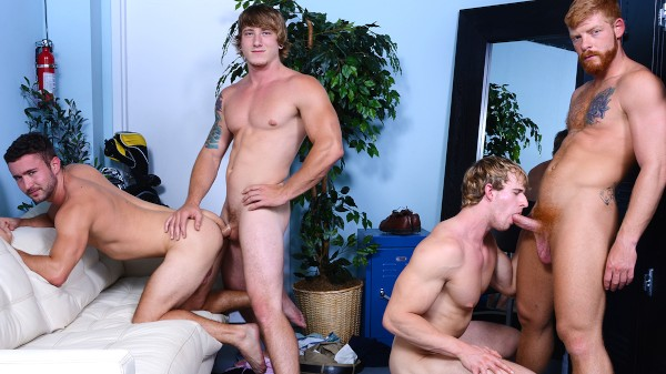 Swingers Part 3 - feat Colt Rivers, Cameron Foster, Tom Faulk, Bennett Anthony