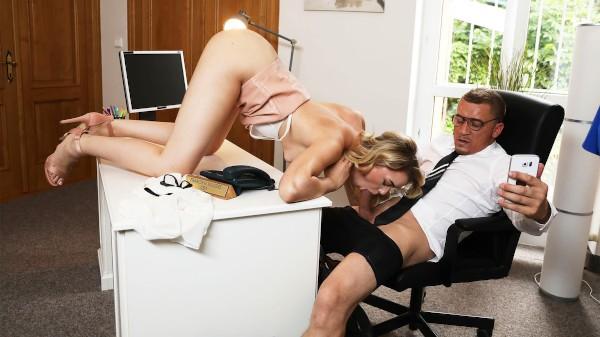 Watch Anny Aurora in Fake Boss