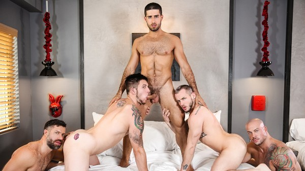 Fugitives Part 3 - feat Tristan Jaxx, Sean Duran, Colton Grey, Diego Sans, Allen Lucas