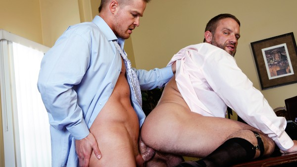 Who's The Boss In Here - feat Dirk Caber, Liam Magnuson