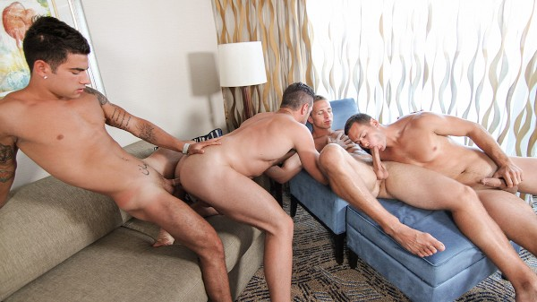 Men At Sea Part 7 - feat Alex Mecum, Vadim Black, Landon Mycles, Brenner Bolton