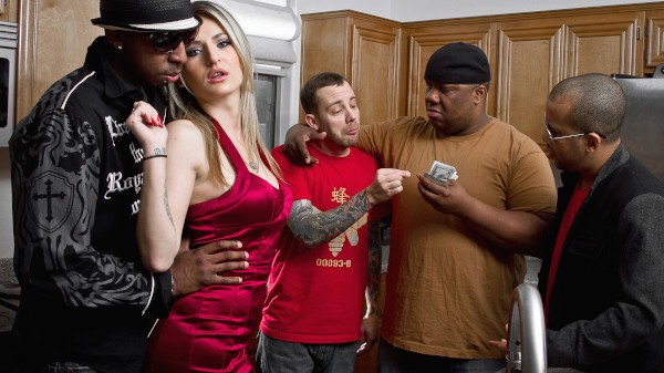 Watch Natasha Starr in That's No Cleaning Lady