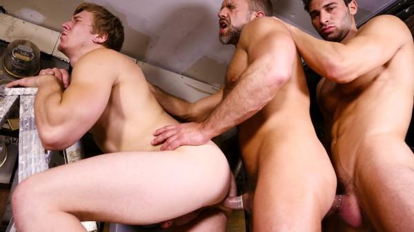 Men For Sale Part 3 - feat Jarec Wentworth, Tom Faulk, Dirk Caber