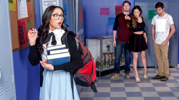 Nerds Episode 1 - Ariana Marie, Jake Jace, Dylan Snow