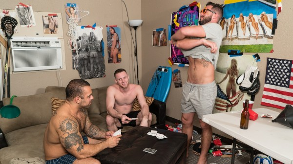 Strip And Poke - Brandon Evans, Blaze Burton, Rico Mendiola, Lorenzo Flexx