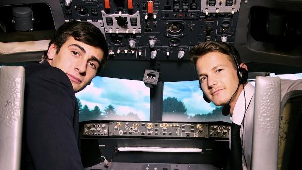 Cockpit Part 1 - feat Darius Ferdynand, Mario Torrez